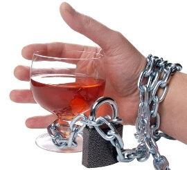 Er zijn drie stadia van alcoholisme