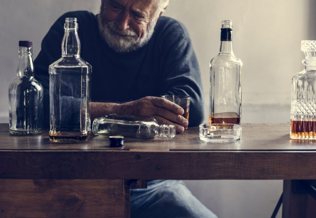 alcoholverslavings syndroom (ZZA)