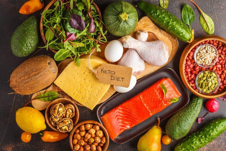 Gezonde voeding - wat te eten om gezond te blijven - welzijn en vitaliteit