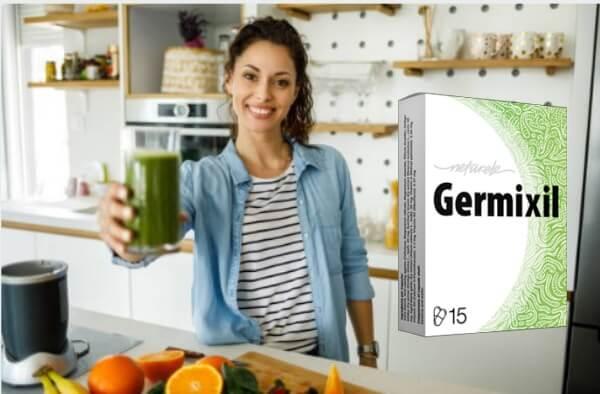 Dosering van Germixil, hoe gebruik je het en hoe gebruik je het?